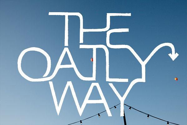 The Oatly way