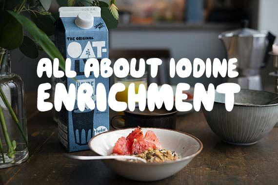 iodine enrichment